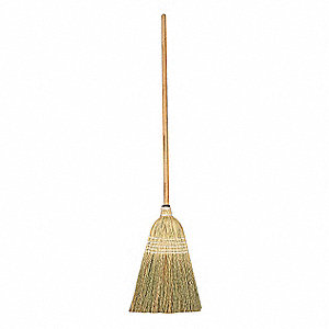 "Lobby Broom, 38"" Overall Length"