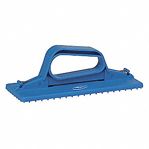 PAD HOLDER HAND BLUE