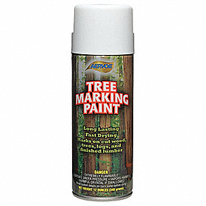 Tree Marking Paint,White