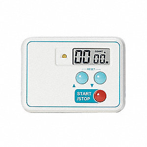 Timer,Alarm,Visual,9999 Minute,3 x 2 x 5
