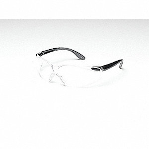 Virtua  Anti-Fog Safety Glasses, Clear Lens Color