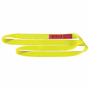 Web Sling,Type 5,Nylon,2inW,4 ft.L