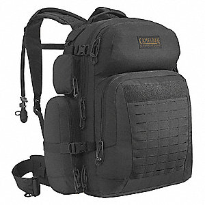 Hydration Pack,Black,21 x 20 x 14 In