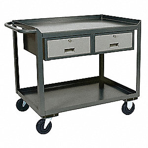 Tool Repair Cart,1200 lb.,36 In.L