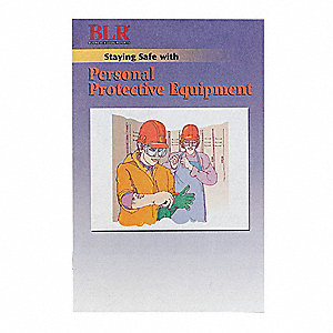 Book/Booklet,  Equipment Safety,  English