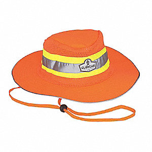 Ranger Hat,Hi-Vis Orange,L/XL