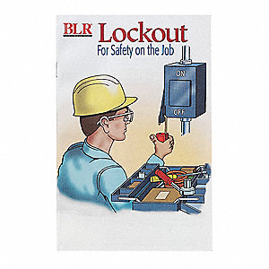 Training Booklet,Lockout/Tagout Training