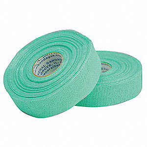 "Finger Tape, Green, Size 1""x90' per Roll"
