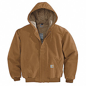 FR Duck Active Jac,Carhartt(R) Brown,2XL