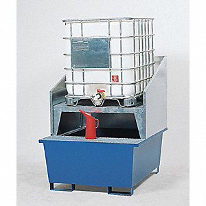 IBC Containment Unit,30 In. H,59 In. L