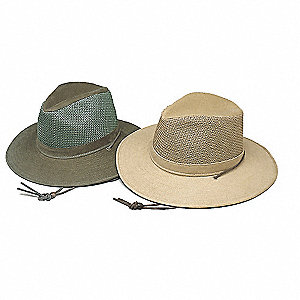 Hat,Khaki,L,Cotton