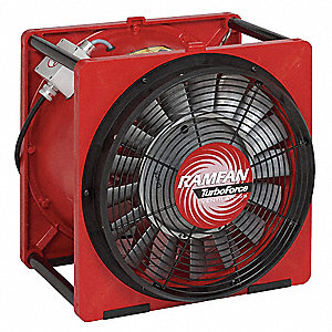 Explosion Proof Smoke Ejector Fan
