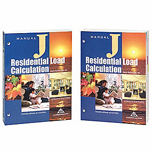 Manual J- Residential Load Calculations