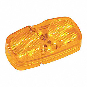 Clearance Marker Light,Rectangle