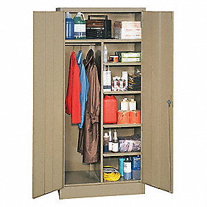 Combination Storage Cabinet 36 In W