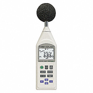 Sound Level Meter,Integrating,30-130dB