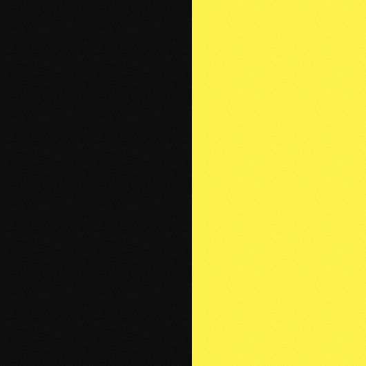 Black/Yellow