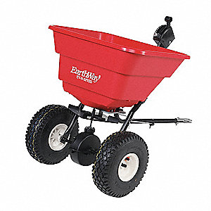 Tow Behind Spreader,80 lb.,Pneumatic