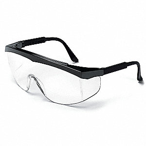 SPECTACLE STRATOS BLACK FRAME CLEAR