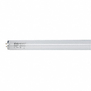 "96"" 59 Watts Linear Fluorescent Lamp, T8, Single Pin (Fa8), 5900 Lumens, 4100K Bulb Color Temp."