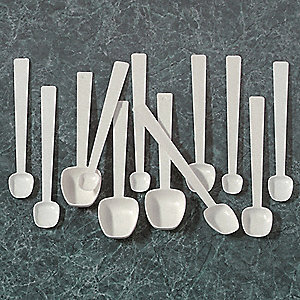 Spoon Sampler 0.25 Tsp,Pk12