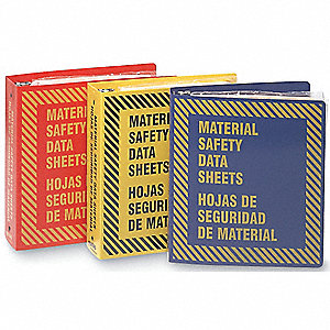 Binder, Bilingual, 11-5/8 In. W