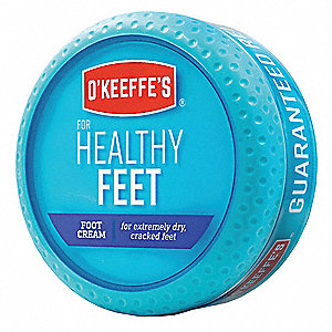 Foot Repair Cream, Unscented, 3.2 oz. Canister, 1 EA