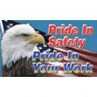 Pride in Safety Pride in Your Work Banners