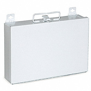 Empty First Aid Case,Metal