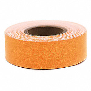 "Paper Masking Tape, Rubber Tape Adhesive, 6.00 mil Thick, 3/4"" X 14 yd., Green, 1 EA"