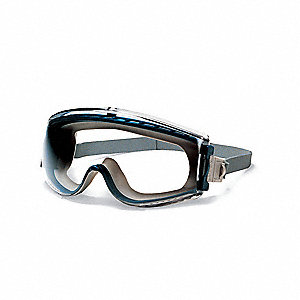 Uvex Stealth OTG Safety Goggles with Anti-Fog//Anti-Scratch Coating S3971D