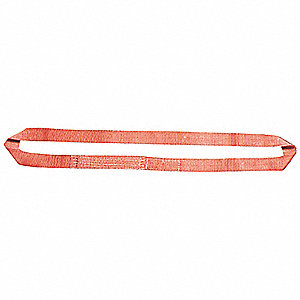 Web Sling,Type 5,Nylon,2inW,8 ft.L