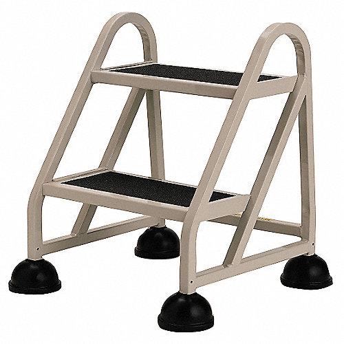 stop step escalera banco 2 escalones aluminio escaleras