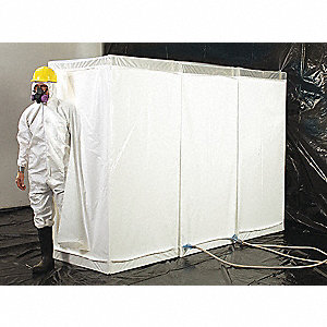 Decontamination Shower,D-Con Disposable