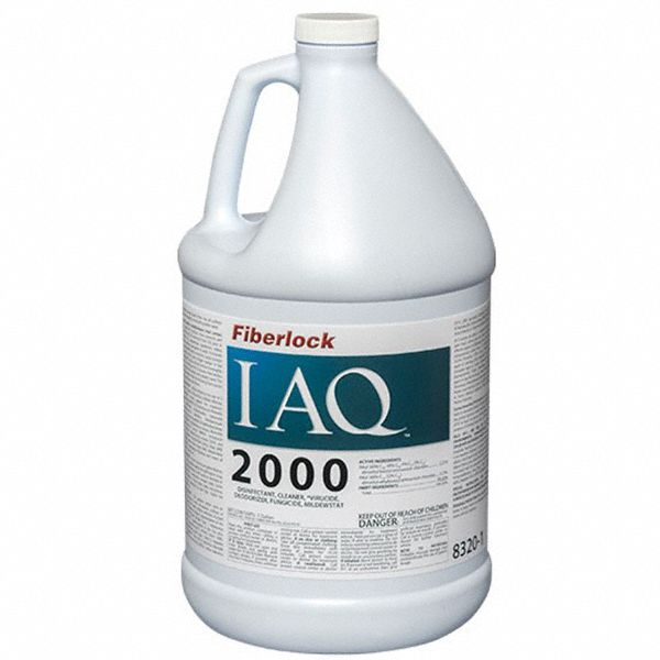 Disinfectant,  1 gal Cleaner Container Size,  Jug Cleaner Container Type,  Fresh Linen Fragrance