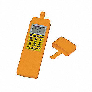 Digital Psychrometer,Pocket,10-90Pct