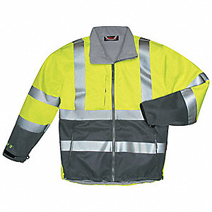 Men's Breathable Rain Jacket, Polyurethane