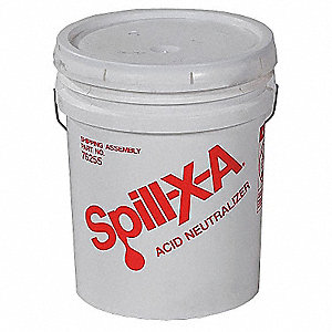 Solidifying Acid Neutralizer,50 lb.