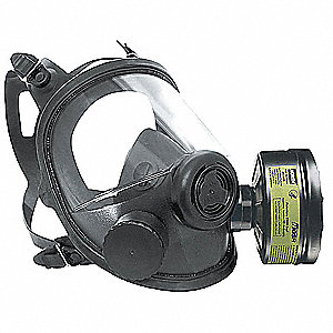 North(TM) 54500 Series CBRN Mask,M/L