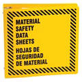 Black/Yellow Binder, Bilingual, 3