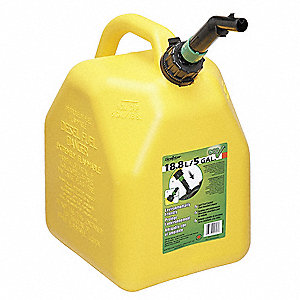 CARB Compliant Diesel Can,5 Gal