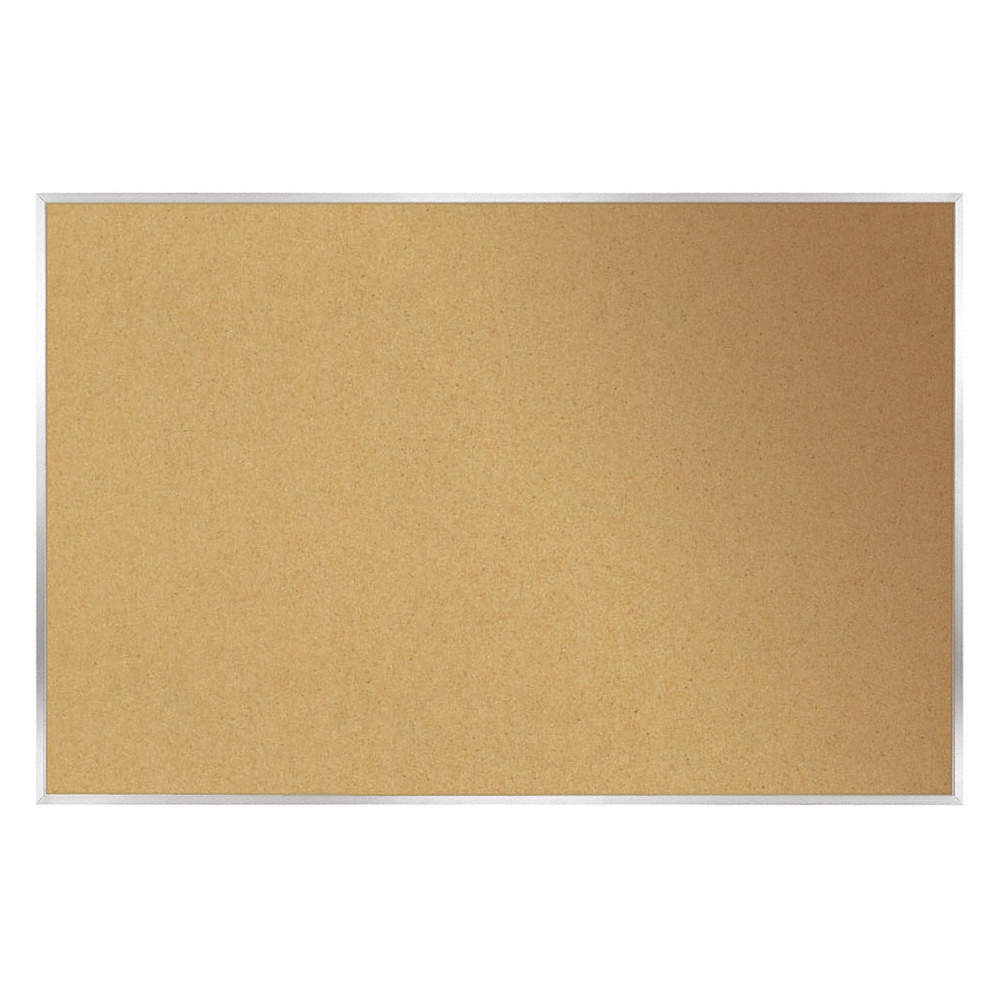 Bulletin Board Cork 48H x 96W In