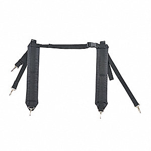 Fire Pump Harness Strap,Padded