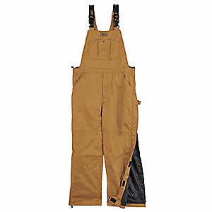Rain Pants,Brown,XL
