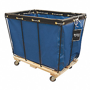 "Knock Down Basket Truck, 16.0 Bushel Capacity, 28"" Overall Width, 40"" Overall Length"