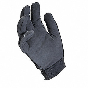 General Utility Mechanics Gloves, Gray, 2XL, PR 1