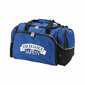 Duffel Bag,Safety Excellence,NavyBlue