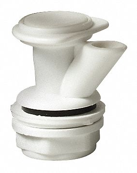 Replacement Push-Button Spigot,  For Use With Grainger Item Number 38D839