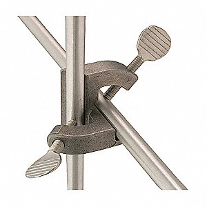 Clamp Holder,Zinc Troemner Nickel Plated