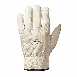 Leather Drivers Gloves,2XL,PR